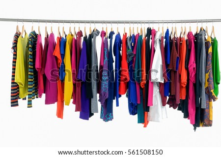 Hanging Clothes Stock Images Royalty Free Images