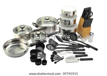 Attractive Various Kitchenwares