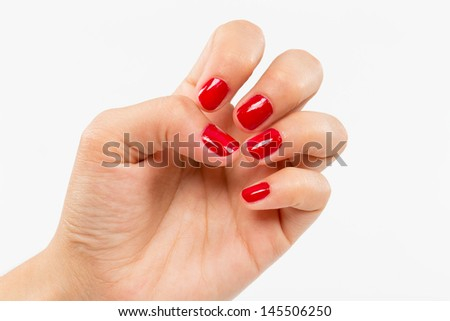 varnish fingers