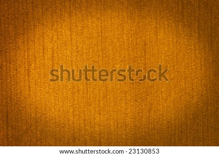 Varnished pinewood texture in macro view, edges fade to darker