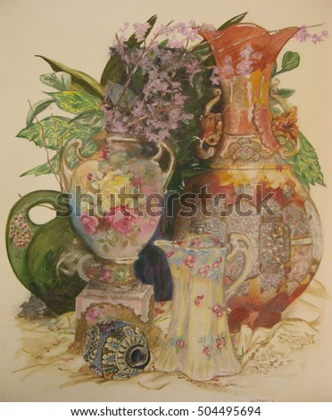 Vase Stock Photos Royalty Free Images Amp Vectors