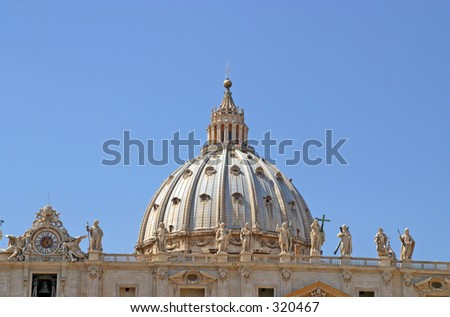 Vatican City - stock photo
