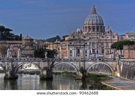Vatican City, Rome - stock photo