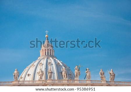 Vatican City, Rome, Italy - stock photo