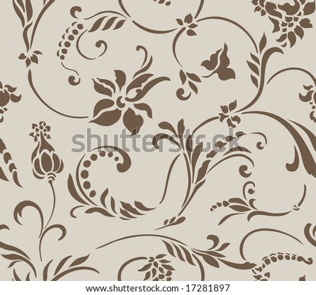 Vector pattern wallpaper (Tayling texture)