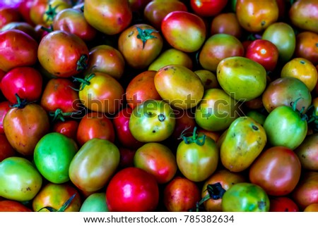 Vegetable texture background.