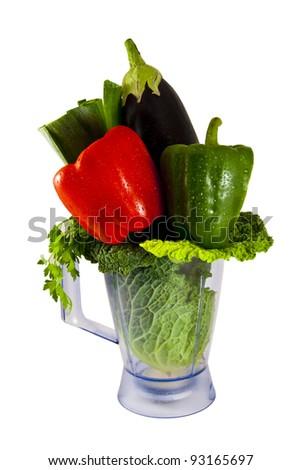 is blending fruit healthy pumpkin fruit or vegetable