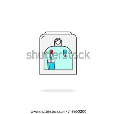 Insecticide Spray Glide Stock Vector 33503683 Shutterstock