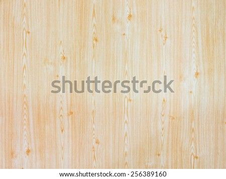 Veneer surface of the showcase. - stock photo