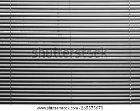 Venetian blinds background - stock photo