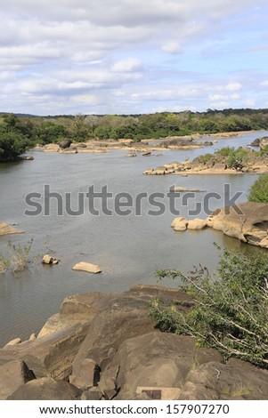 venezuela/river/ - stock photo