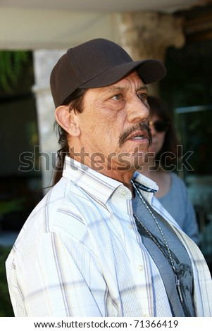 VENICE - AUGUST 31: Actor Danny Trejo attends the 67th Venice Film Festival on August 31, 2010 in Venice, Italy.