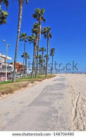 Venice Beach, California - stock photo