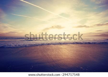 Venice Beach. Summer concept - stock photo