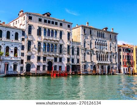 Venice. Cityscape. - stock photo