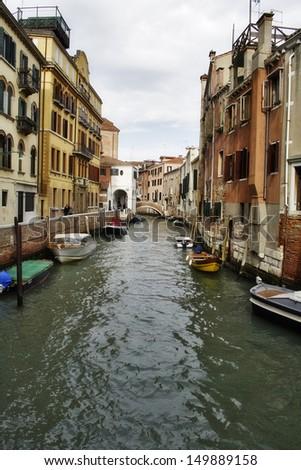 Venice. Italy - stock photo