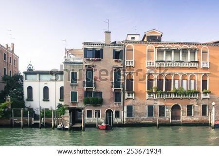 Venice, Italy - stock photo