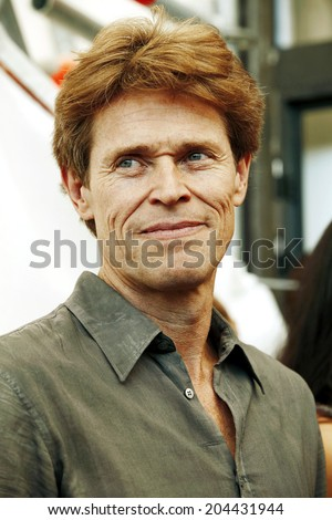VENICE, ITALY - SEPTEMBER 04: Actor Willem Dafoe attends the 'A Woman' photocall during the 67th Venice Film Festival on September 4, 2010 in Venice, Italy.