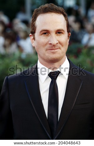 VENICE, ITALY - SEPTEMBER 01: Darren Aronofsky attends the Opening Ceremony and 'Black Swan' premiere during the 67th Venice Film Festival on September 1, 2010 in Venice, Italy.
