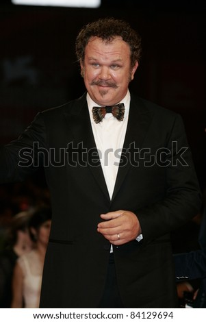 VENICE -SEP 1: John C Reilly at the 68th Venice International Film Festival in Venice, Italy on September 1, 2011.