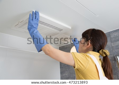 ventilation cleaning