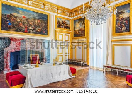 Chateau stock photos royalty free images vectors for Salon de versailles 2016