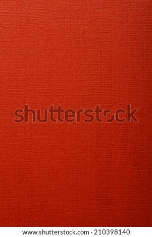 Vertical image of a colored texture. Orange.