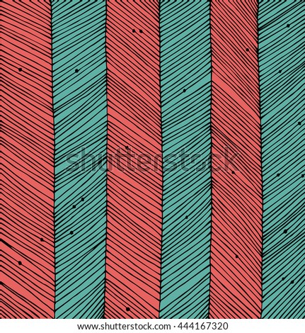 Vertical lines rose and green texture. Background for wallpapers, cards, arts, textile - stock photo