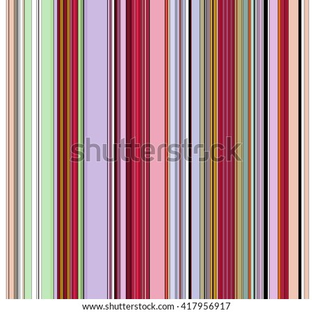 Vertical striped background. Seamless colorful stripes pattern. Tileable wallpaper. Pastel colored stripes