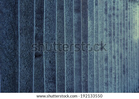 vertical stripes as a background - stock photo