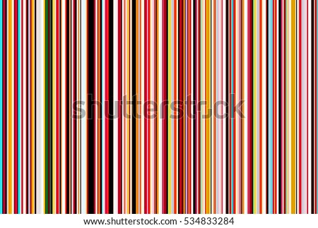 Vertical thin colorful lines background. Pattern for web-design,