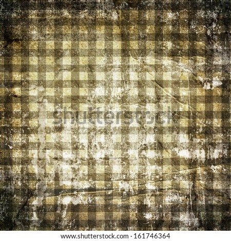 Very old grunge paper background or texture - stock photo