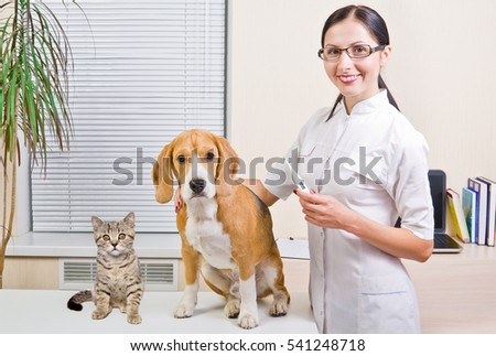 Veterinarian office sex