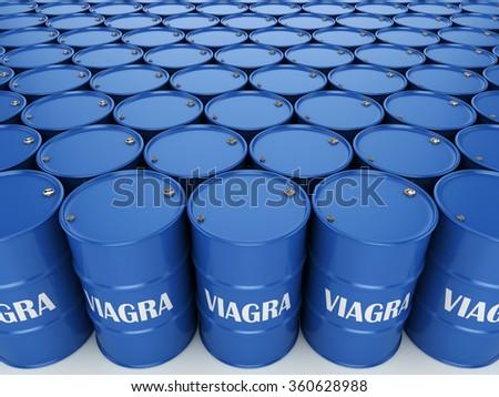 Is viagra blue