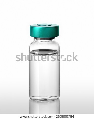 vial medical - stock photo