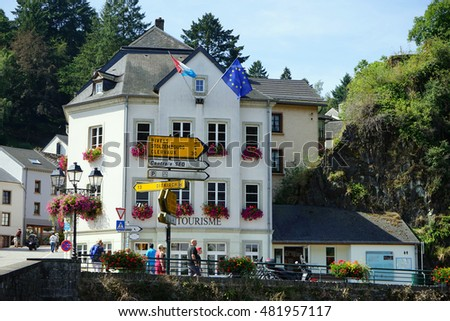 Luxembourg stock photos royalty free images vectors shutterstock - Tourist office luxembourg ...