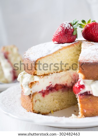 Sponge Cake Stock Images Royalty Free Images Amp Vectors