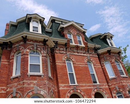 Mansard Roof Stock Images Royalty Free Images Amp Vectors