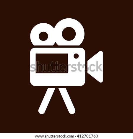 Video camera icon, Video camera icon art, Video camera icon jpg, Video camera icon web, Video camera icon flat, Video camera icon logo, Video camera icon sign, Video camera icon design, Video camera - stock photo