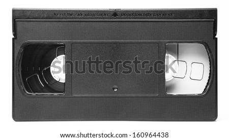 video cassette - stock photo