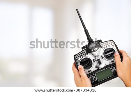 Video Game. - stock photo