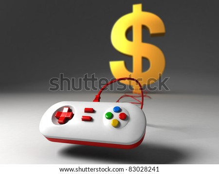 video game industry or U.S. dollar crisis