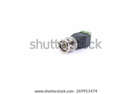 video surveillance cameras. CCTV - stock photo