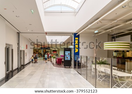 Vienna austria august 10 2015 ikea store is a swedish company registered