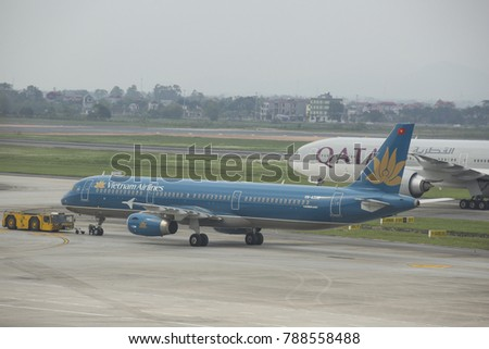 flag carrier and vietnam airlines Vietnam airlines is the flag carrier of vietnam founded in 1956 under the name vietnam civil aviation, the airline was established as a state-owned enterprise in april 1989.