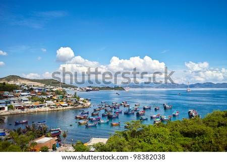 Vietnam  NHA TRANG - stock photo