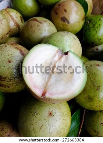Vietnamese fruit - stock photo