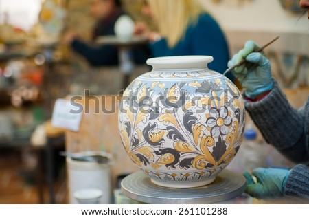 Ceramic Art Stock Photos Royalty Free Images Amp Vectors Shutterstock