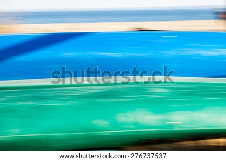 view of an abstract background with shallow depth of field