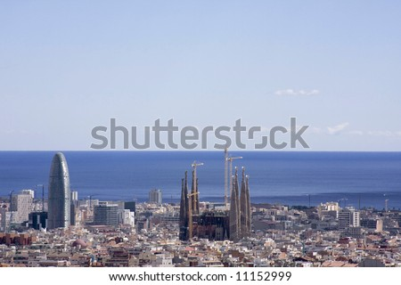 View of Barcelona3